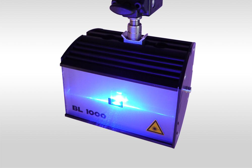 Lasereffekt Vermietung